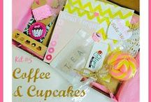 Kit #5 Coffee & Cupcakes