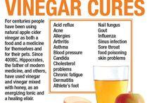Apple Cider Vinegar And Lemons / Remedyes,hints n tips