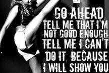 Motivation &Inspiration / Life quotes