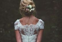 The Dress / A little inspiration to help you find the perfect dress for your big day...