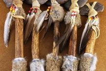 Native American Weapons and Artifacts / Weapons