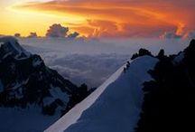 Aosta / The region of Aosta, Italy