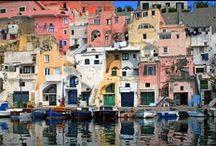 Campania / The region of Campania, Italy