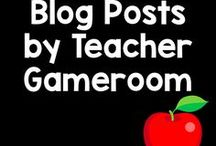 Blog Posts by Teacher Gameroom / Great classroom ideas and technology tutorials