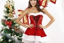 Christmas Lingerie and Costumes / Have you been Naughty or Nice???