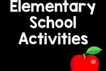 Elementary School Activities / Activities for Kindergarten through 5th grade. Games, puzzles, interactive notebooks, centers and more!