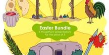 Easter & Holy week / Activities that include several parts of the easter story or holy week