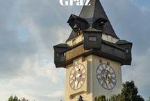 Graz / Auf dieser Pinnwand sammle ich Reisetipps und Pins über Graz