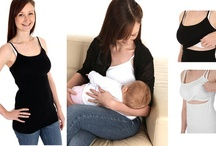 Feed Me Mummy Breastfeeding Vest / Take a look at some pictures of our Feed Me Mummy nursing vest.  Wear under your normal clothes to breastfeed discreetly.