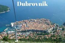 Dubrovnik / Ich war 2012 in der schönen Stadt Dubrovnik. Auf diesem Board sammle ich Bilder und Reise-Tipps für diese Stadt. #dubrovnik
