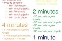 Exercise Workouts and Inspiration