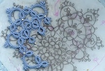 Tatting Patterns / by Rebecca Wasson