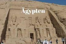 Ägypten / Auf dieser Pinnwand sammle ich Reisetipps und Bilder über Ägypten und die Nilkreuzfahrt. Ich selbst war im September 2011 auf dem Nil unterwegs. #egypt #ägypten #nil #nilkreuzfahrt