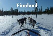 Finnland / Auf diesem Board findest Du Reisetipps zu Finnland. Ich war eine Woche in Finnland und habe vieles erlebt: Ich bin sowohl mit dem Rentierschlitten als auch mit dem Hundeschlitten gefahren und habe eine (kurze) Nacht in einem Eisiglu verbracht.