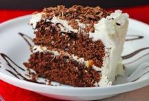 {Cake Recipes} / Great cake recipes and ideas