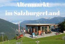 Altenmarkt / Ich habe zwei kreative Tage bei der natura.kreativ in Altenmarkt/Zauchensee verbracht. Schön war´s!