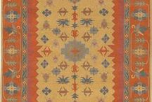 Renaissance Collection / The Renaissance Collection of carpets is hand-carded, hand-spun, hand-dyed and hand-knotted at 70 knots psi using pure Tibetan Himalayan wool. This Collection has a little bit of everything ranging from florals to earthy, organic designs to colorful, straightforward designs to interpretations of antique designs.