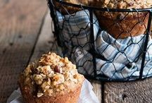 Muffins - sweet and savoury