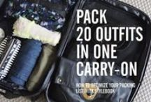 Travel Tips / Traveling to Marion County? We want you to be safe and have a great trip! From how to pack your suitcase to road trip survival tips, we want you to have fun wherever you're going!!