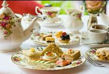 Get your Tea Party on! / Surprisingly enough, Marion County has many events focused on the elegant idea of the tea party. Let us help you get fancy! (And a tad bit British!)