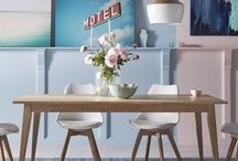 Project House - Dining / Dining room inspiration