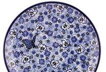 porcelán, modrotisk