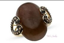 Cincin design, gemstone jewellery / Cincin ini bisa anda cutom di V&Co Jewellery