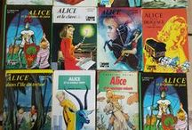 Les livres dont je me sépare / Photos des livres que je souhaiter échanger (contre des Alice, des soeurs Parker ou des Hardy boys) ou éventuellement donner