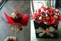 candy flower
