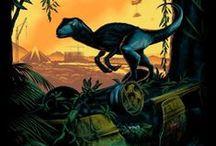 Jurassic Park / My secret obsession