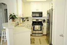 Kitchen & Dining Area / Dream kitchen and dining area inspiration.