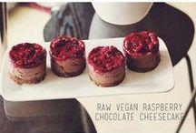 Vegan and Gluten-free Desserts / Healthy desserts