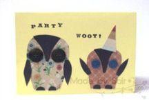 Card Designs: MadeBySair.co.uk / Simple  DIY  design ideas for greetings cards. Birthdays, Weddings, Seasonal and more.
