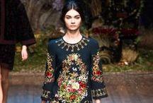 DESIGNER STYLE :: Dolce & Gabbana / by Lisa Priborsky