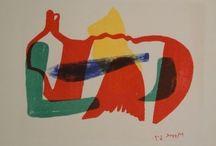 Henry Moore Sculpture / Henry Moore Sculpture / by Joseph Abhar