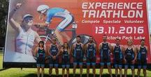 2016 #AustraliaChallenge / 19 teams from Bioibérica, comprising company personnel and their families, have set themselves a new sports challenge: to take part in the triathlon relays to be held in Hawaii in 2016. But first they need to complete four European events: the Barcelona, Ametlla de Mar, Arrecife and Cannes triathlons. 10 tough months ahead of them ... the goal: Australia!