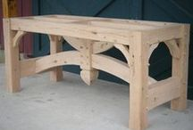 Woodwork ideas, DIY's and Building tips