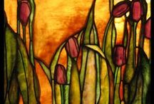 Theodore Ellison Designs / Stained Glass and Mosaic Creations Extraordinaire