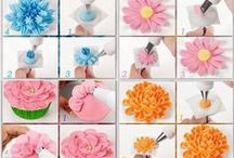 Cupcake Decorating Tutorials