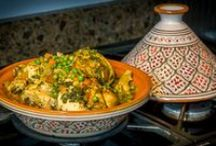 Moroccan and North African Food