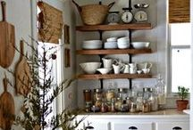 @Home - Project Kitchen / Kitchen Design / Storage Ideas / Dining