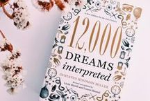 What's in a Dream? / If you dreamt of something odd last night, we really can't help you decipher it. But at least we've got a handy board of resources for dream interpretation. Every one wants to make sense of their dreams, so go forth and learn about yours!