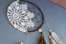 Dream Catchers / Don't let your dreams escape you. Catch them, chase them, but don't let them slip away. These dream catchers can help!