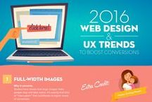 WebDesign / WebDesign tips, trends and inspiration!