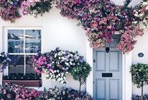 Dream home / Casa perfeita / Ideias de decoração para deixar a casa linda e confortável