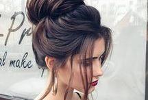 Penteados / Hairstyles