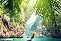 Travel, Thailand / Thailand / Phuket / Krabi / Islands / Beaches / Forests / Temples / Food / Culture