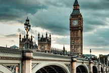 Travel, Great Britain / England / Scotland / Wales / Ireland / London / Dublin / Buildings / Towers / Streets / Parks / Bridges
