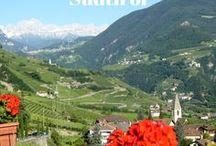 Südtirol / Reisetipps und Bilder aus Südtirol