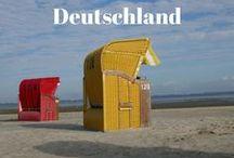 Deutschland / Hier sammle ich Pins für Reisen, Reisetipps und viele weitere Ideen für einen Urlaub in Deutschland
